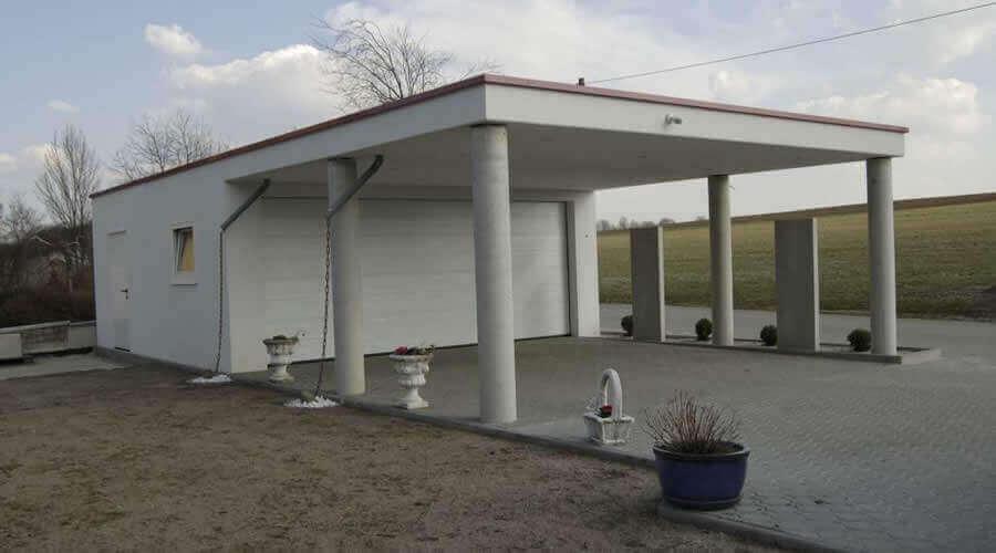Fertiggaragen Hannover fertiggarage modell bino ott garagen